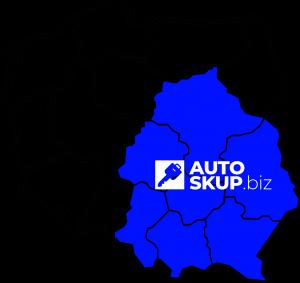 mapa skup aut rzeszów